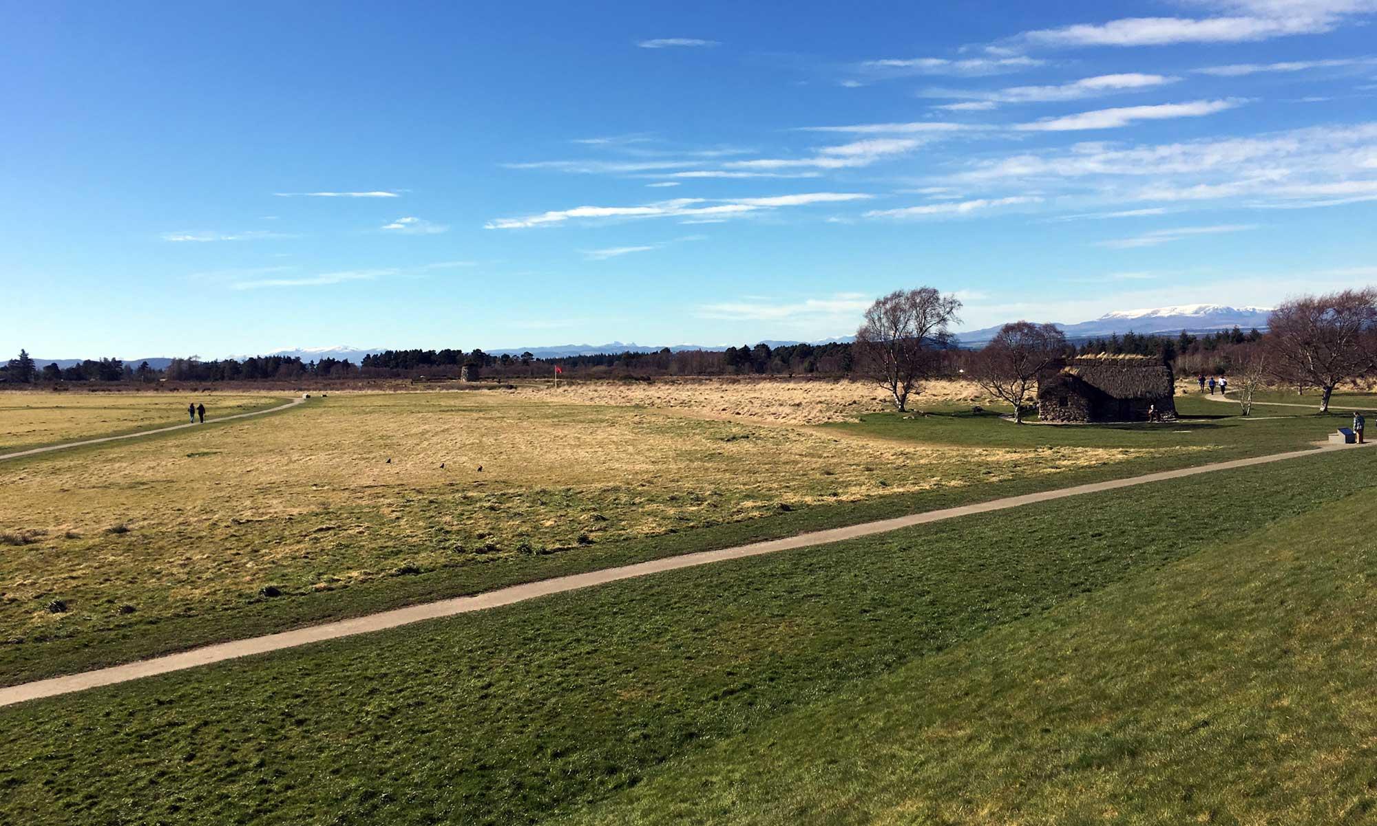 Culloden Moor Battlefield