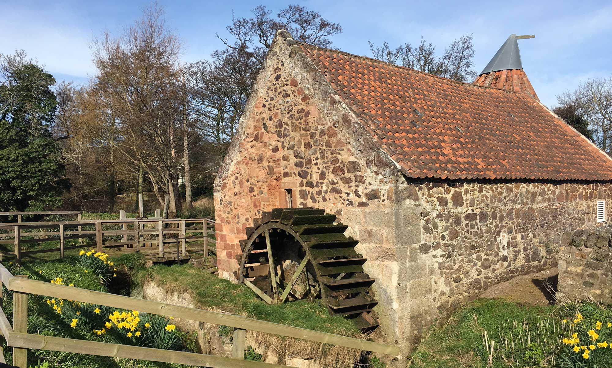 Preston Mill oder Lallybroch