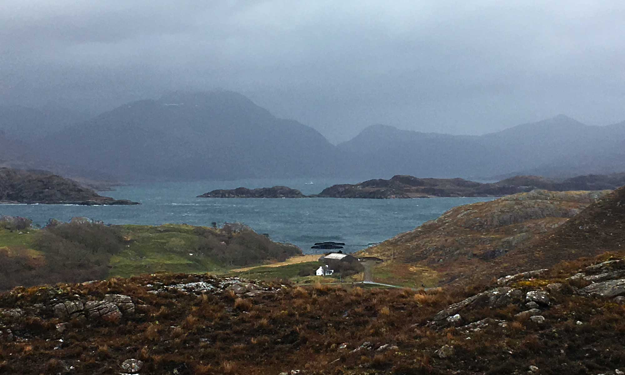 Irgendwo on the Road to Applecross