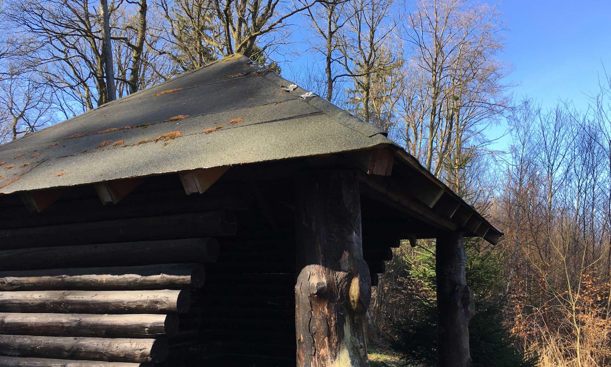 Hütte am Möhnesee Turm