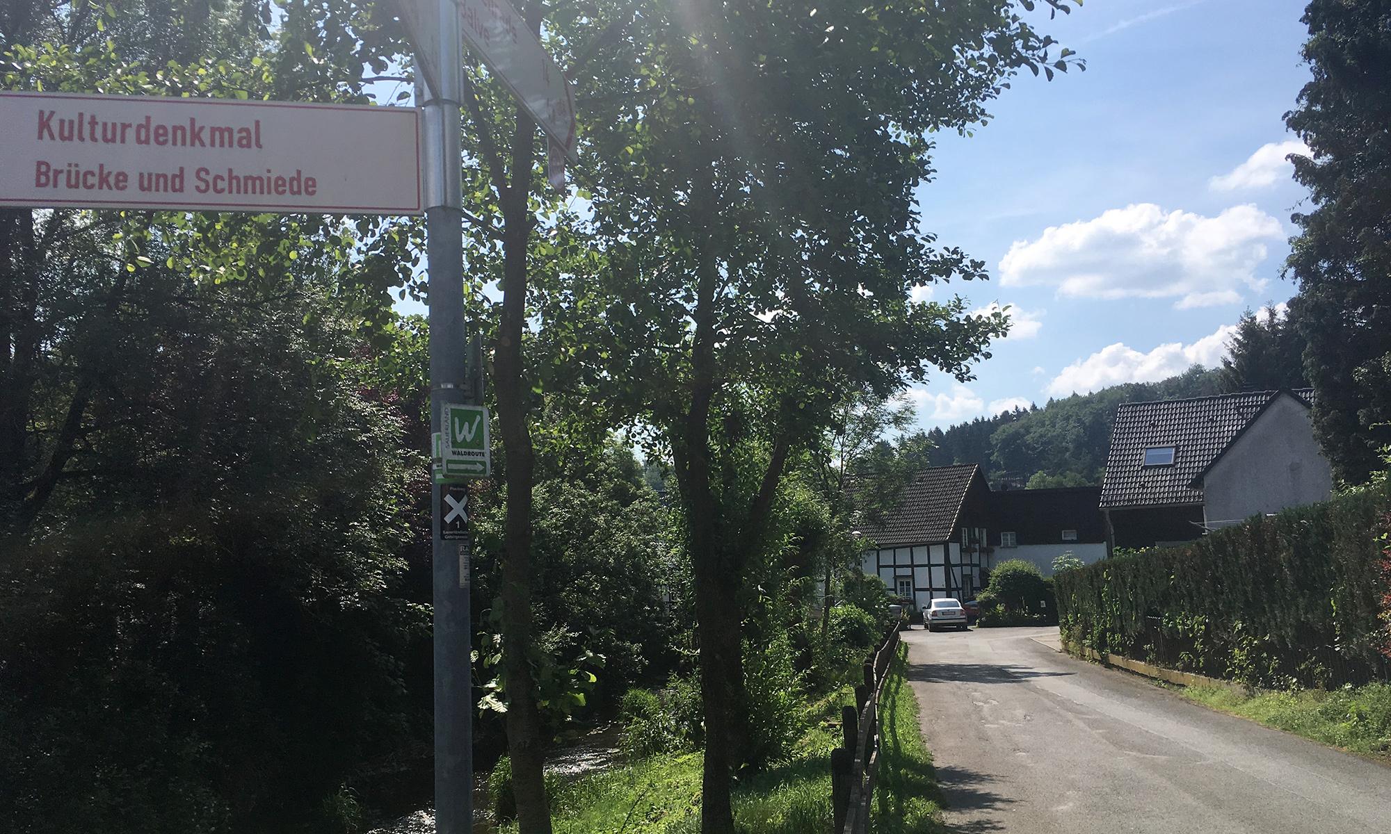 Volkringhausen Brücke