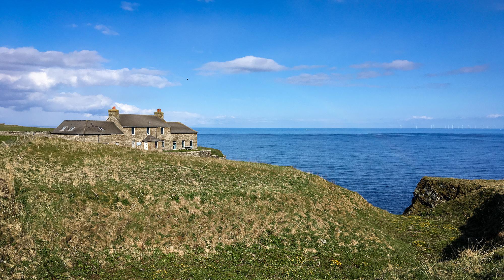 Whaligoe Steps House