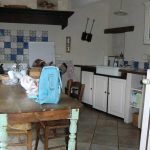 Ferienhaus Belgien Küche