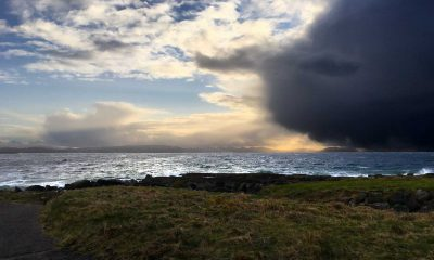 Gairloch Clouds and Storm