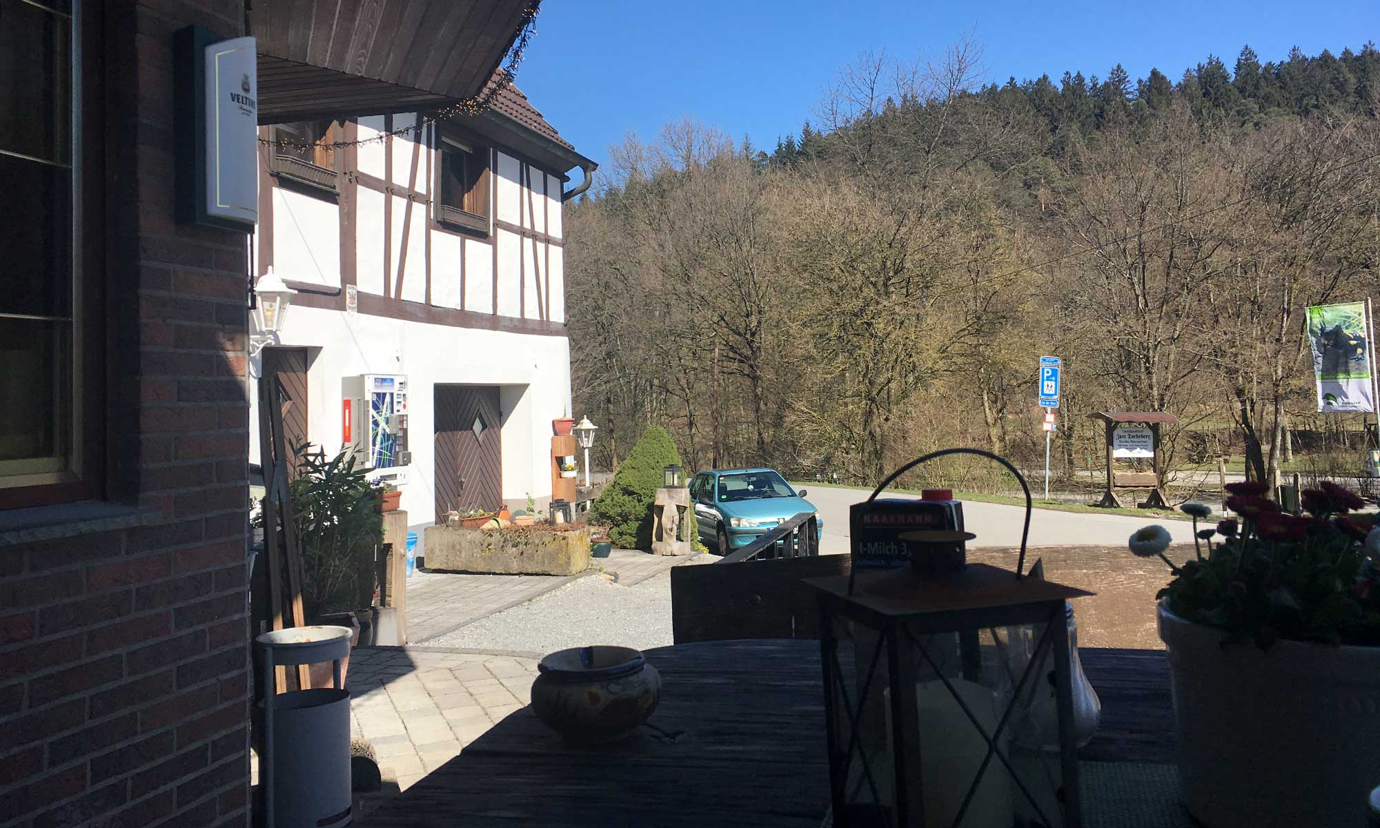 Landgasthof zum Tackeberg