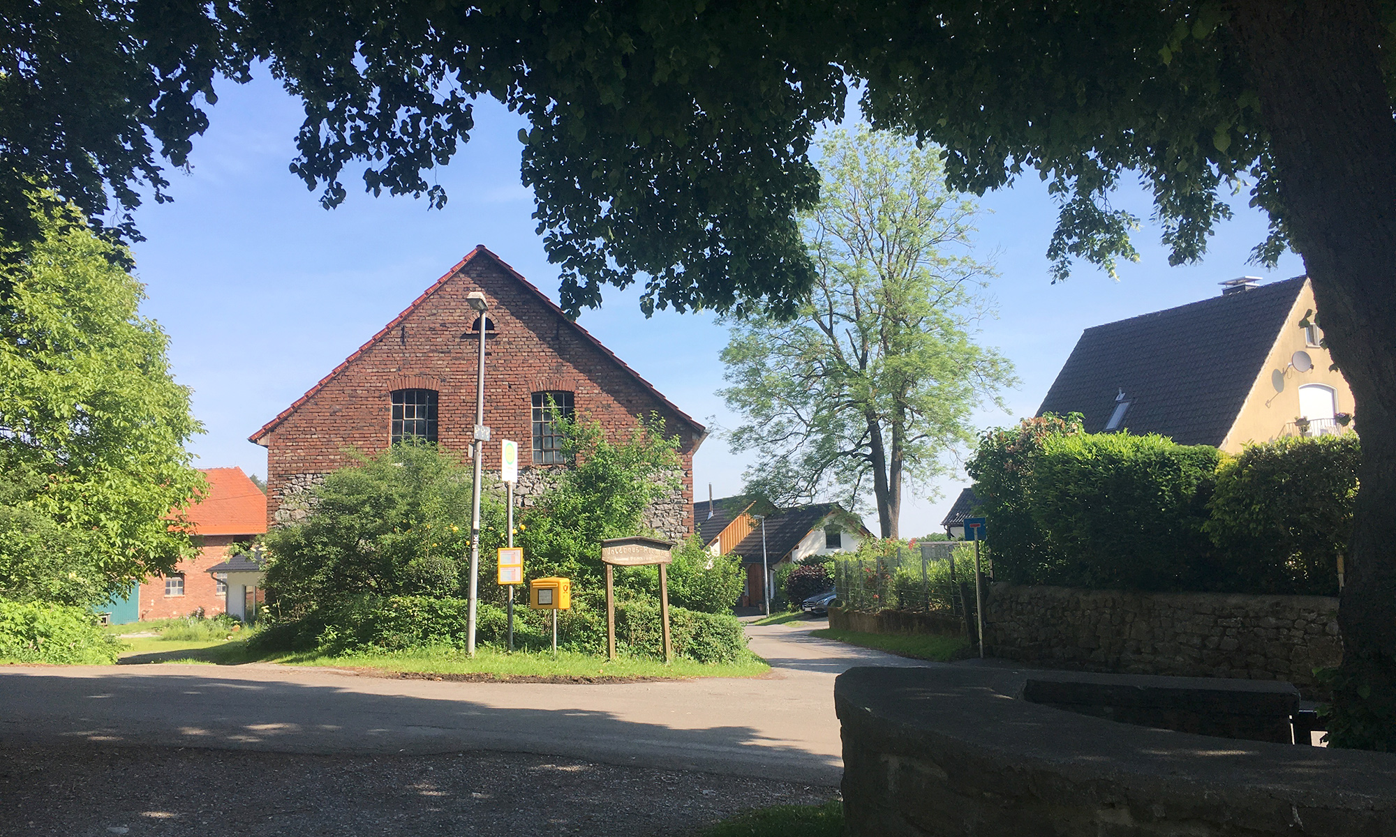 Riemke Dorfplatz