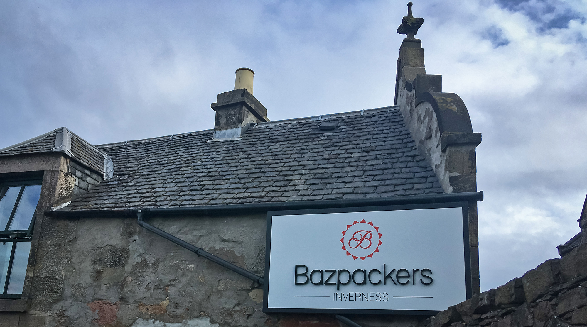 Bazpackers Hostel Inverness