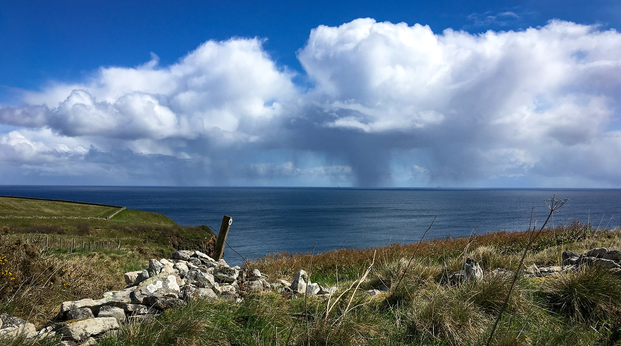 John o'Groats Trail – Tag 8 – Berriedale to Dunbeath