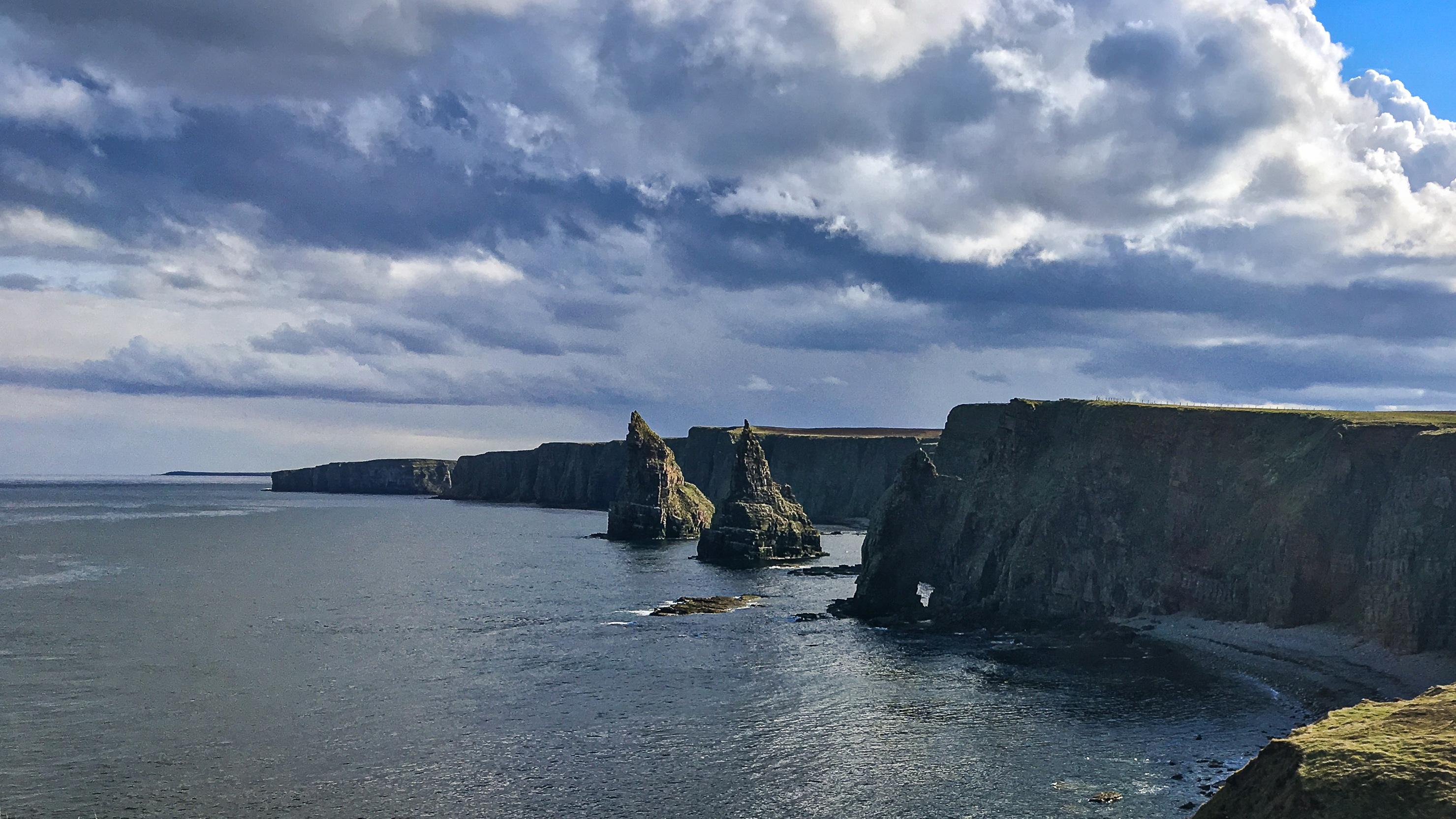 Stacks of Duncansby vor John o'Groats