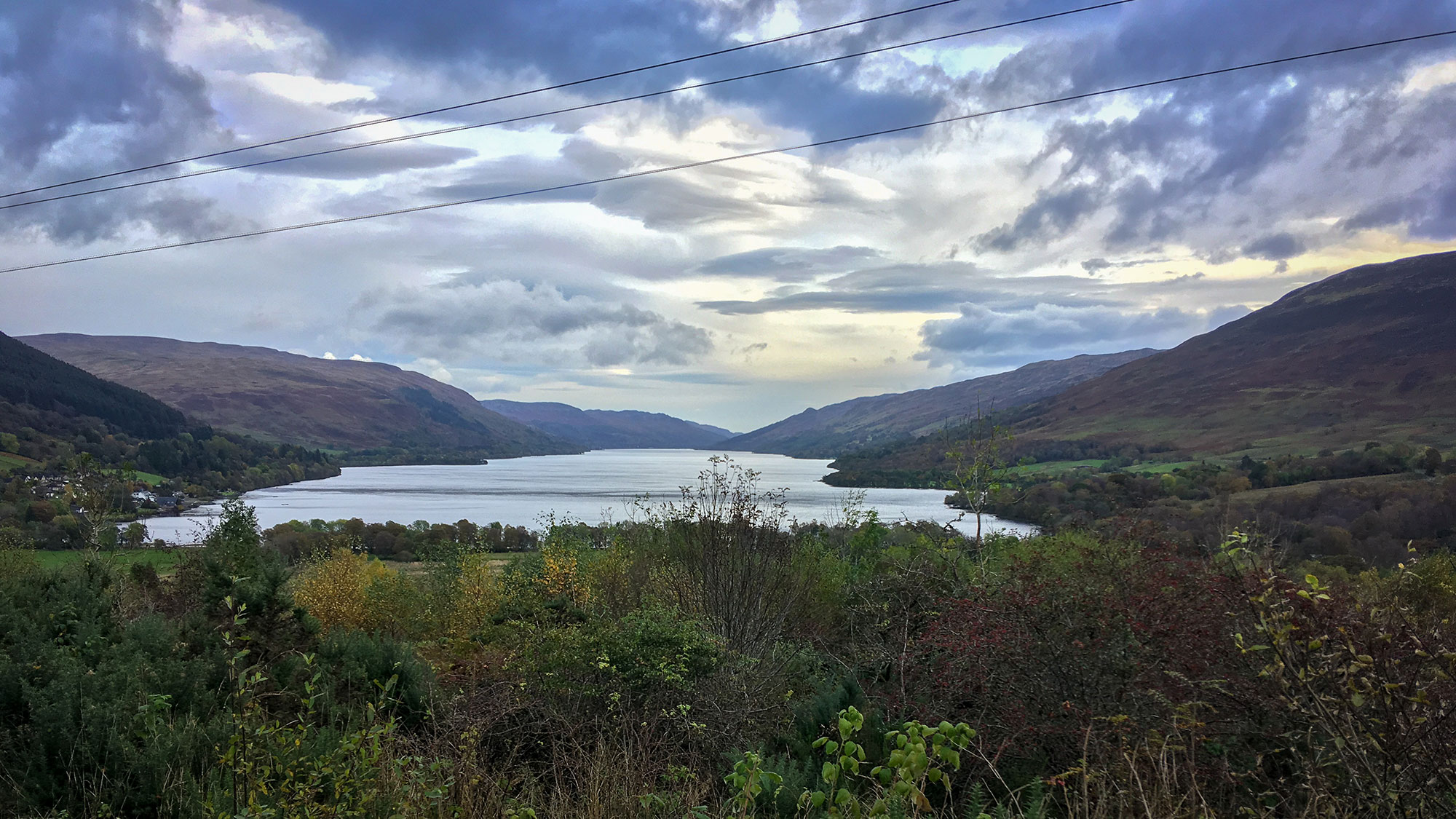 Loch Earn Panorama