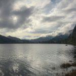 Loch Lubnaig im Morgennebel