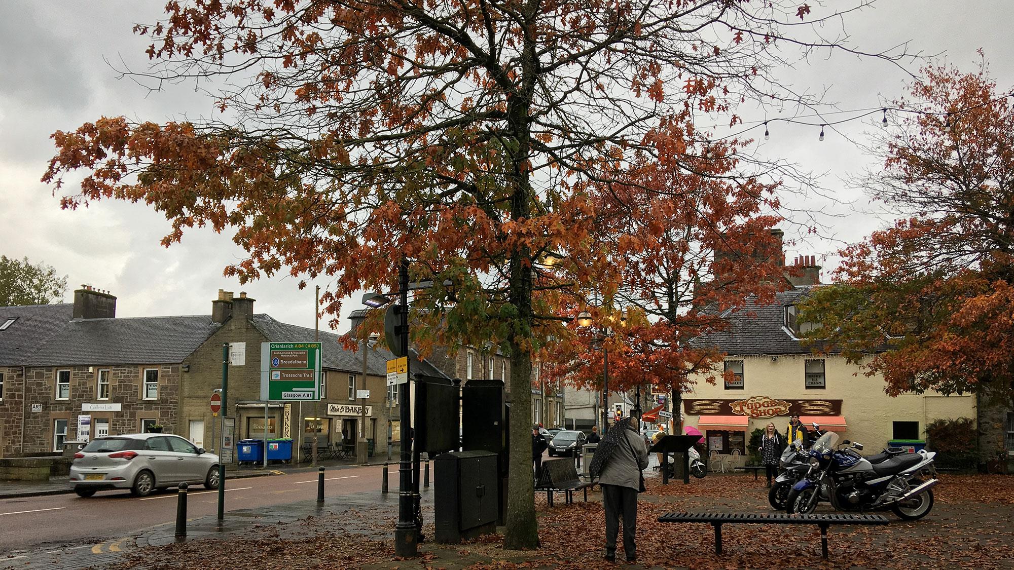 Callander Ancaster Square