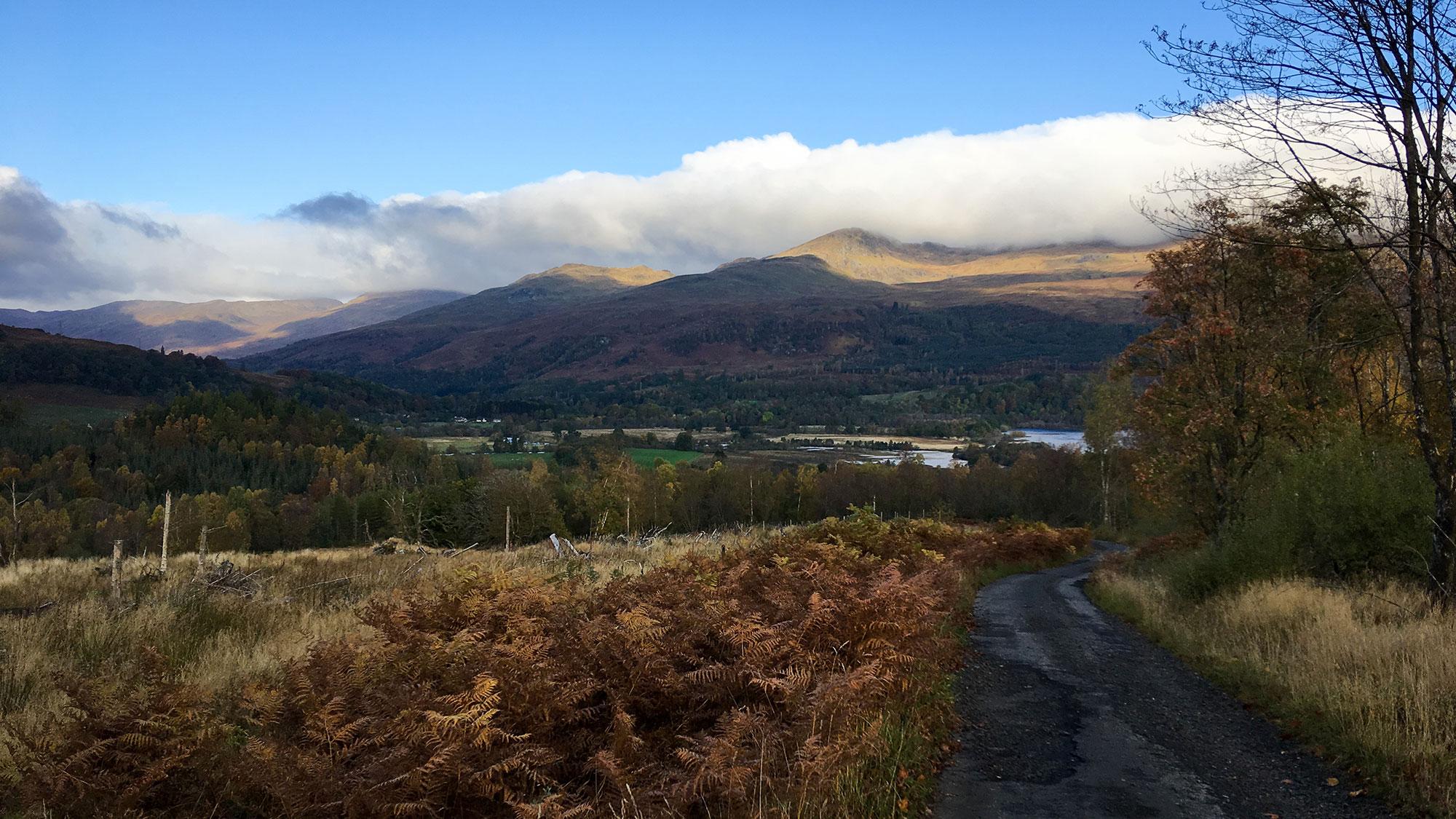 Killin und Loch Tay