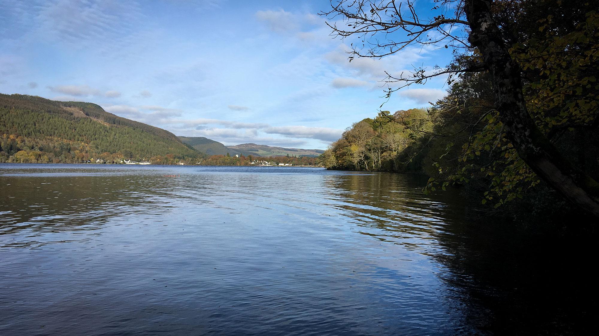 Loch Tay und Kenmore